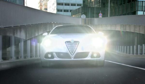 ALFA ROMEO GIULIETTA – Just Drive
