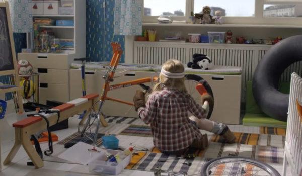 IKEA – Fai Spazio Alle Tue Passioni