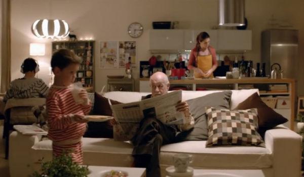 IKEA – Basta Poco Per Vivere Insieme Il Natale