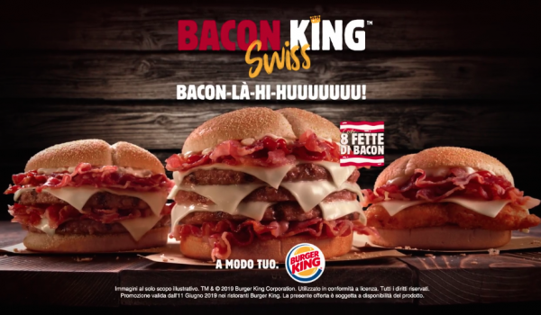 BURGER KING SWISS
